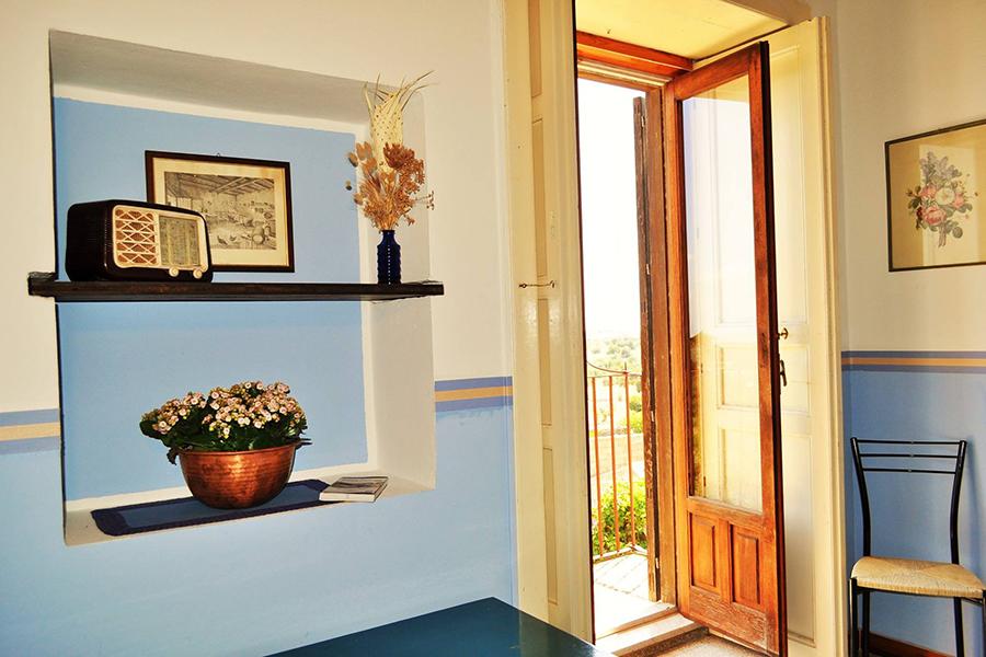 balcone camera moira