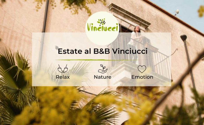estate al B&B Vinciucci Modica