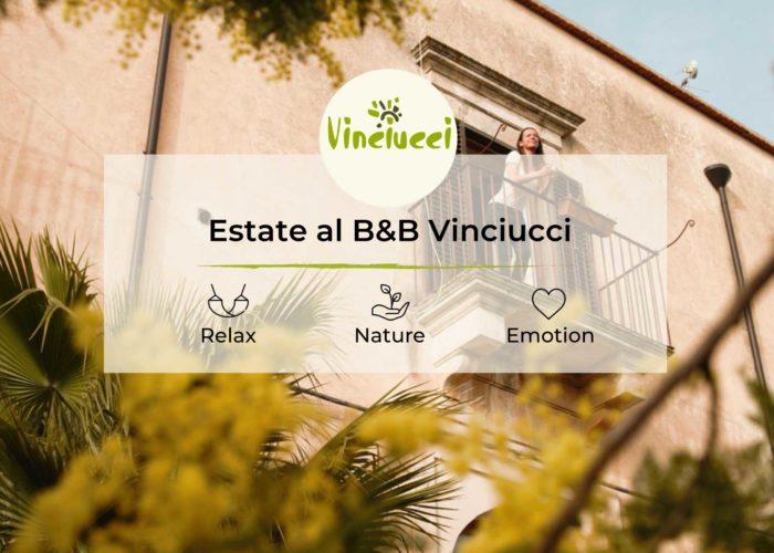 estate al B&B Vinciucci Modica