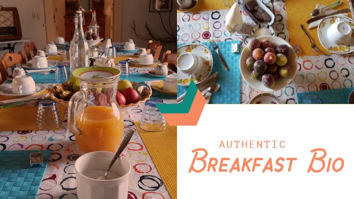 colazione sana e biologica