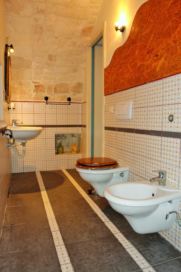 bagno privato camera tina