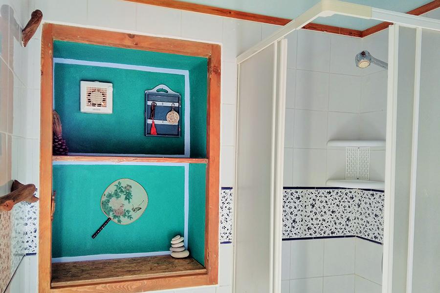 bagno privato camera moira