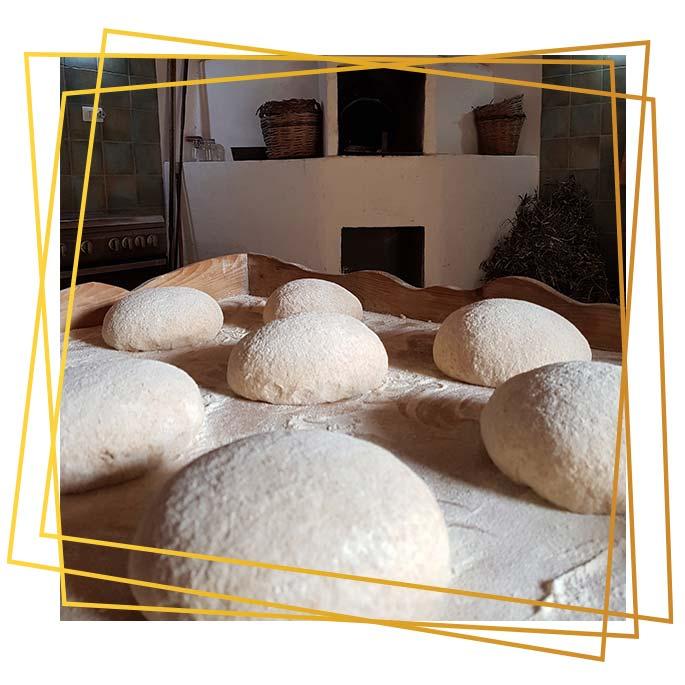 pane di casa farine del mulino