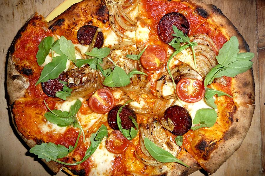 pizza fatta in casa casale vinciucci