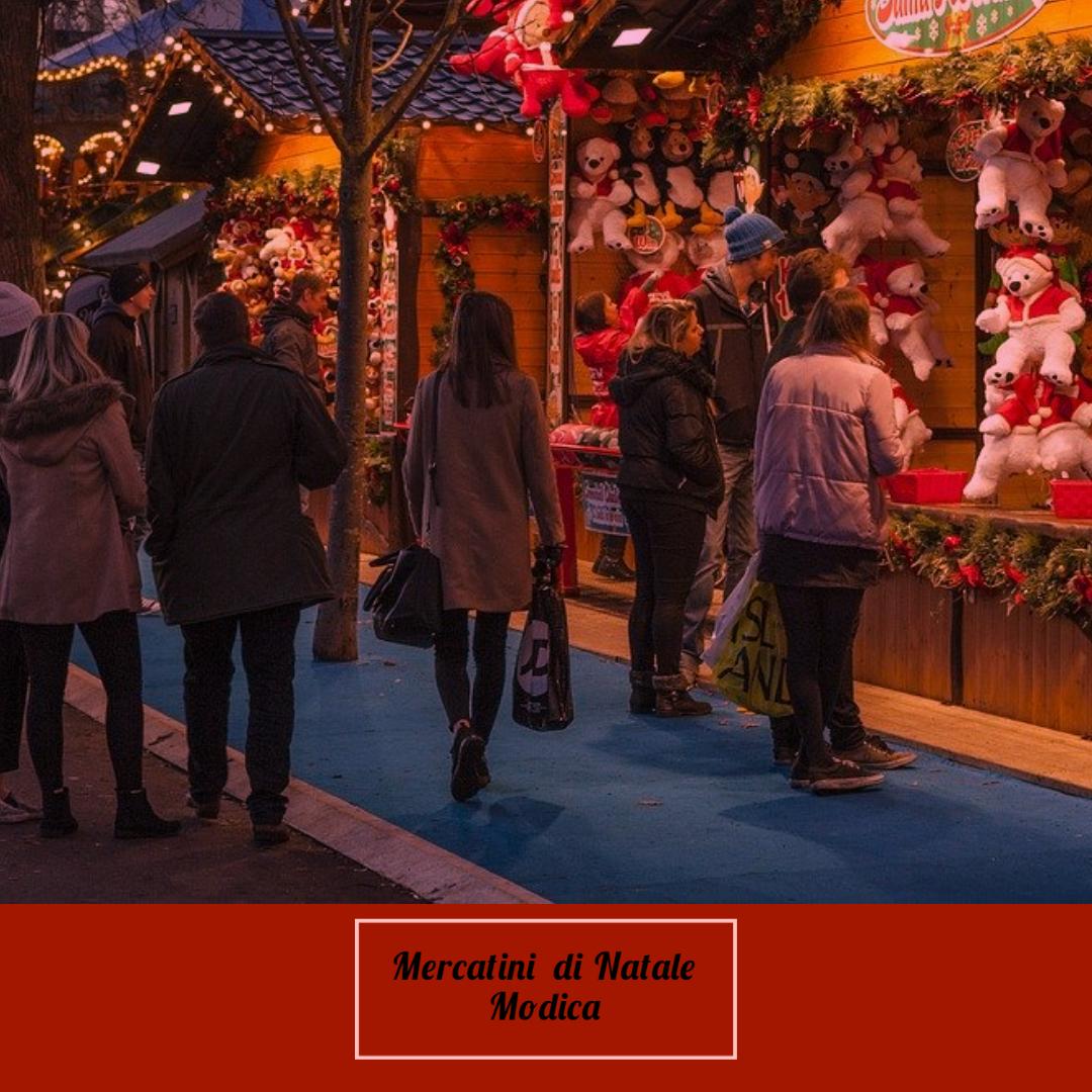 Da domani fino al 23 dicembre potrete trovare a Modica, al Borgo Don Chisciotte, i tradizionali mercatini di natale. Immergetevi nell'atmosfera natalizia con spettacoli, intrattenimenti, mostre d'arte, food, animazione e il Villaggio di Babbo Natale. Per prenotare un B&B a Modica contattateci: https://www.vinciucci.com/contatti/ #mercatinidinatale #tradizione #natale #spettacoli #eventi #food #arte #modica #bnbvinciucci #sicilia